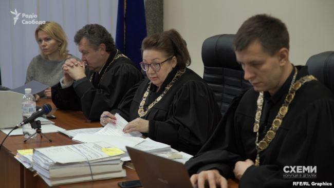 Галина Земляна – головуюча суддя в рамках адміністративного позову ГПУ щодо видачі спецдозволу «Аркона Газ-Енергія»
