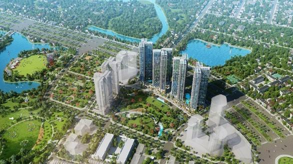 Dự án Eco Green Saigon là điểm đến ấn tượng của các nhà đầu tư
