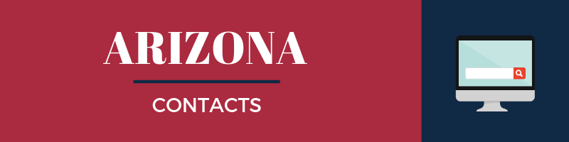 Arizona Sales Tax Contacts