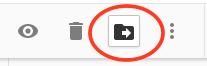 Organize Folder Button
