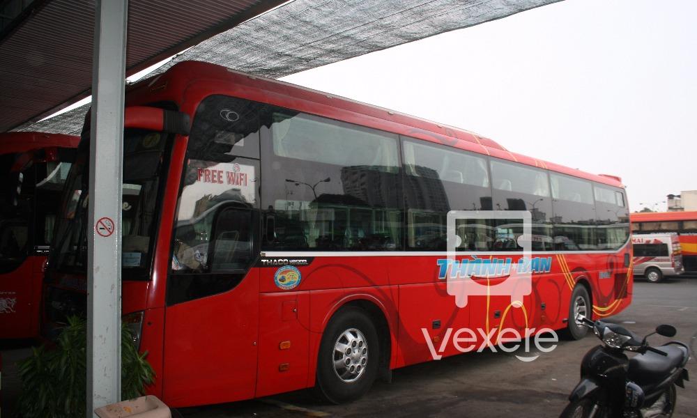 Xe Thành Ban từ Sài Gòn đi Phú Yên