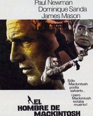 El hombre de MacKintosh (1973, John Huston)