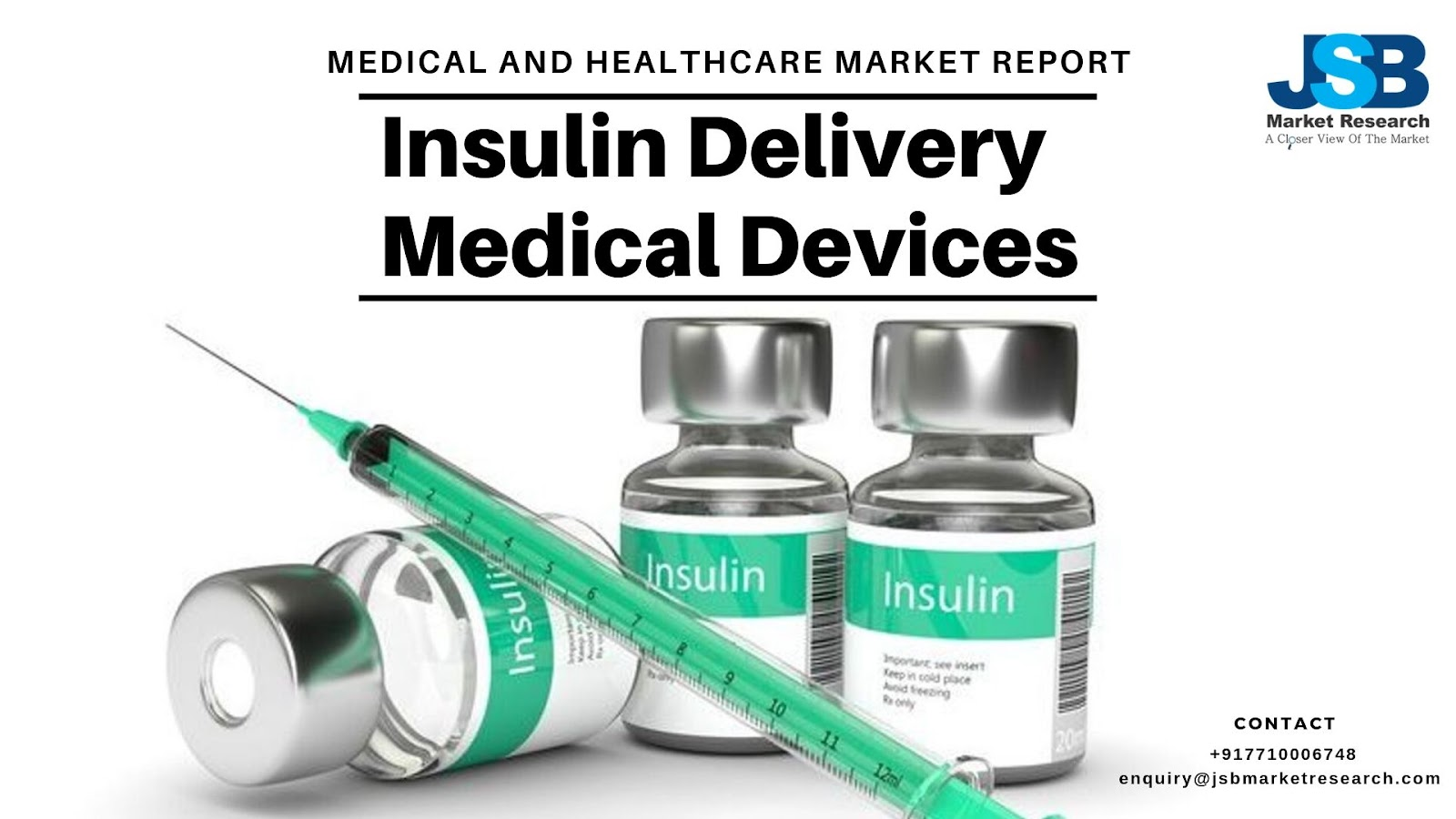 Insulin Delivery Medical Devices