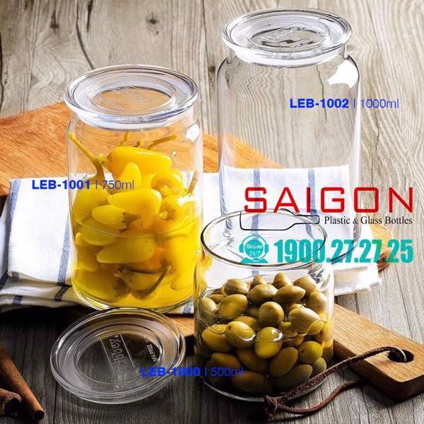 Nơi cung cấp sản phẩm bình đựng nước thủy tinh đẹp và chất lượng