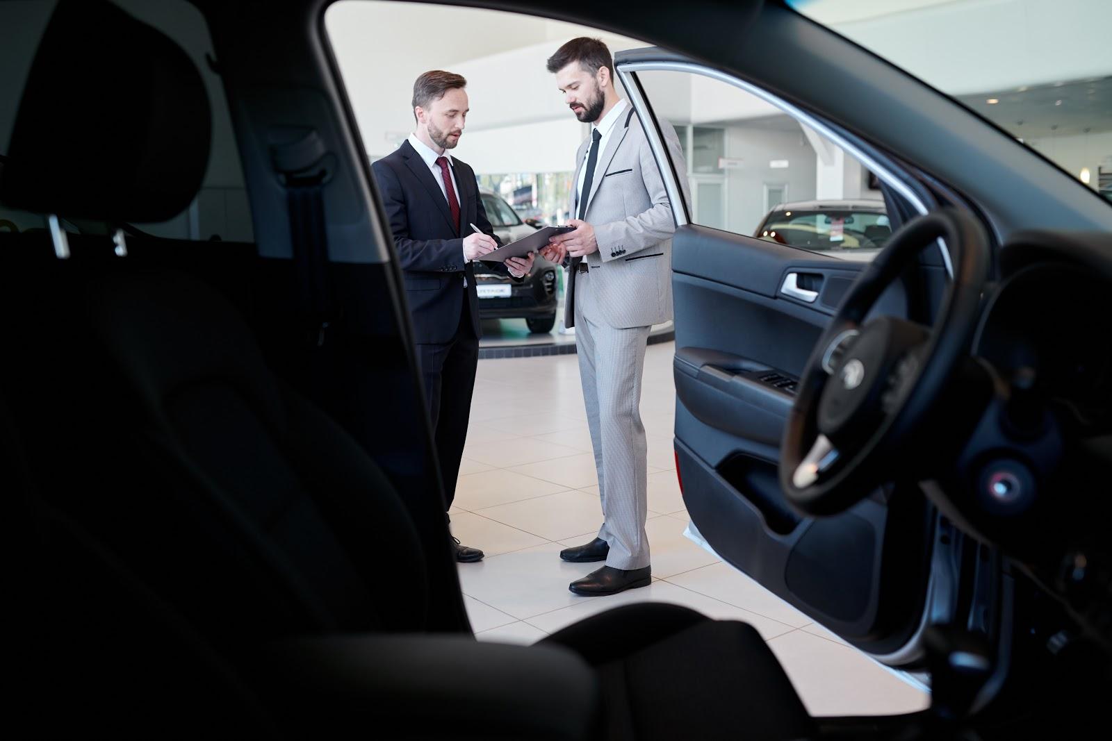 długoterminowy wynajem samochodu dla firm