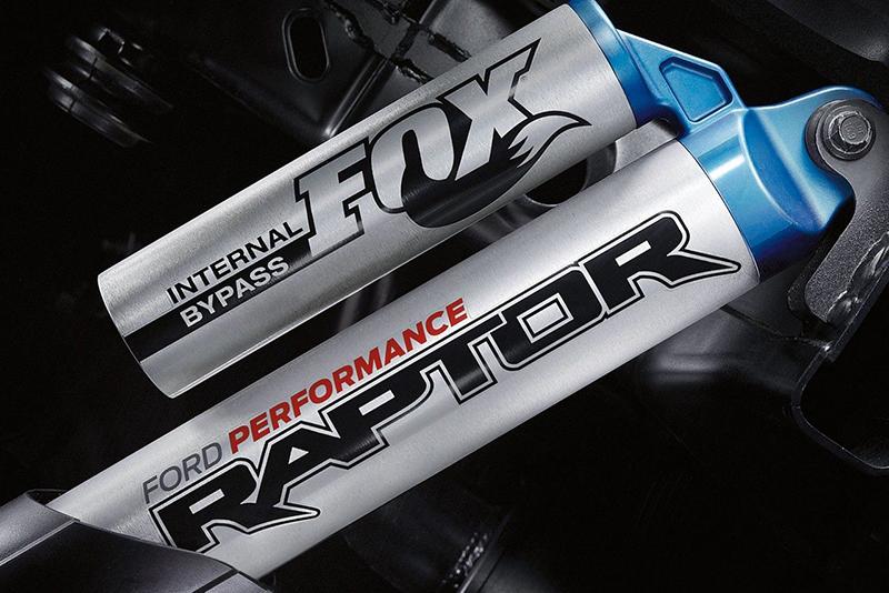 จุดเด่นของรถยนต์ : Ford Ranger Raptor X 02