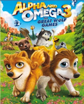 Watch Alpha and Omega 3: The Great Wolf Games Online Free in HD