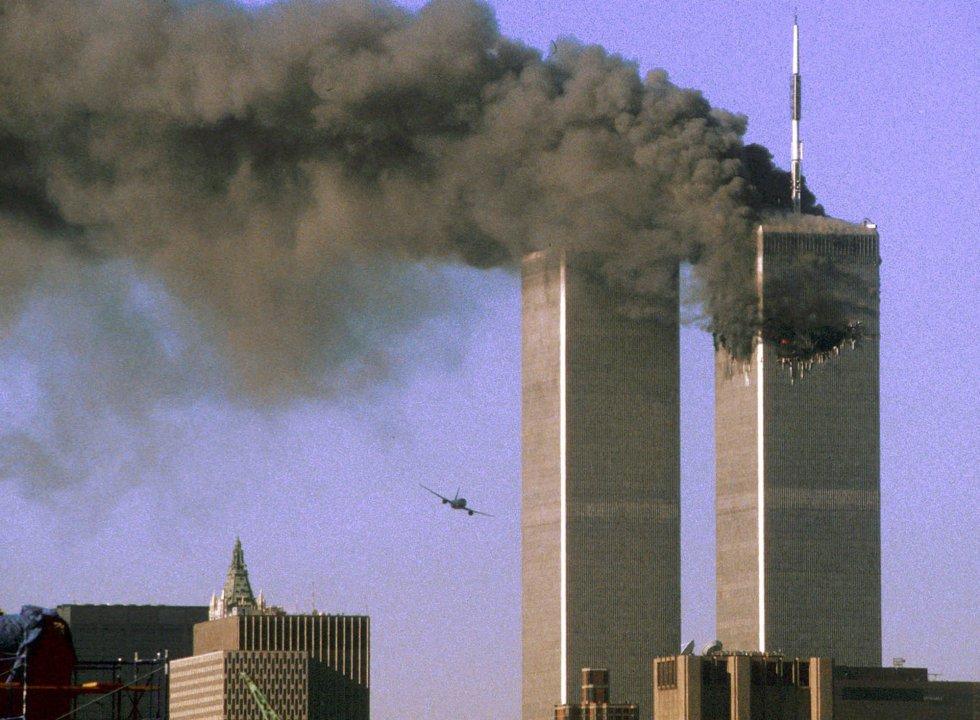 Ataque terrorista do 11 de setembro que completa 20 anos em 2021.