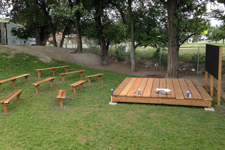 Tremendous Purvis Middle Outdoor Classroom Project Information Uwap Interior Chair Design Uwaporg