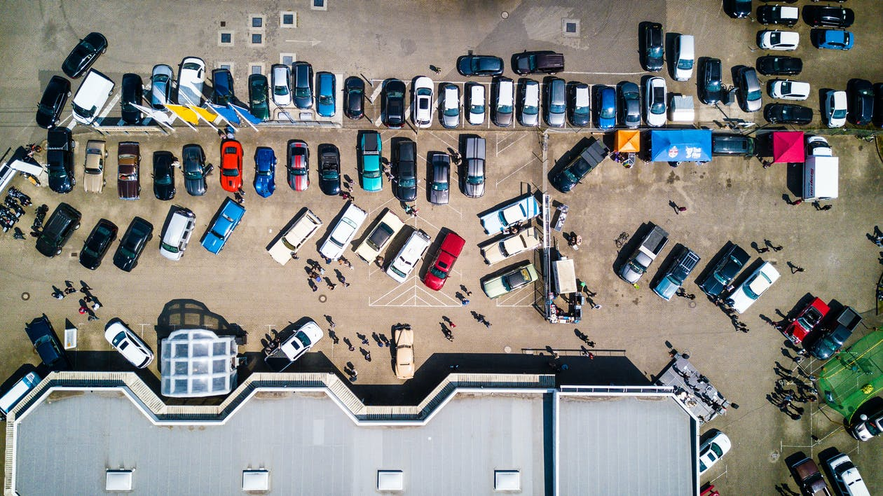 Why You Need To Keep Your Business Parking Lot Clean