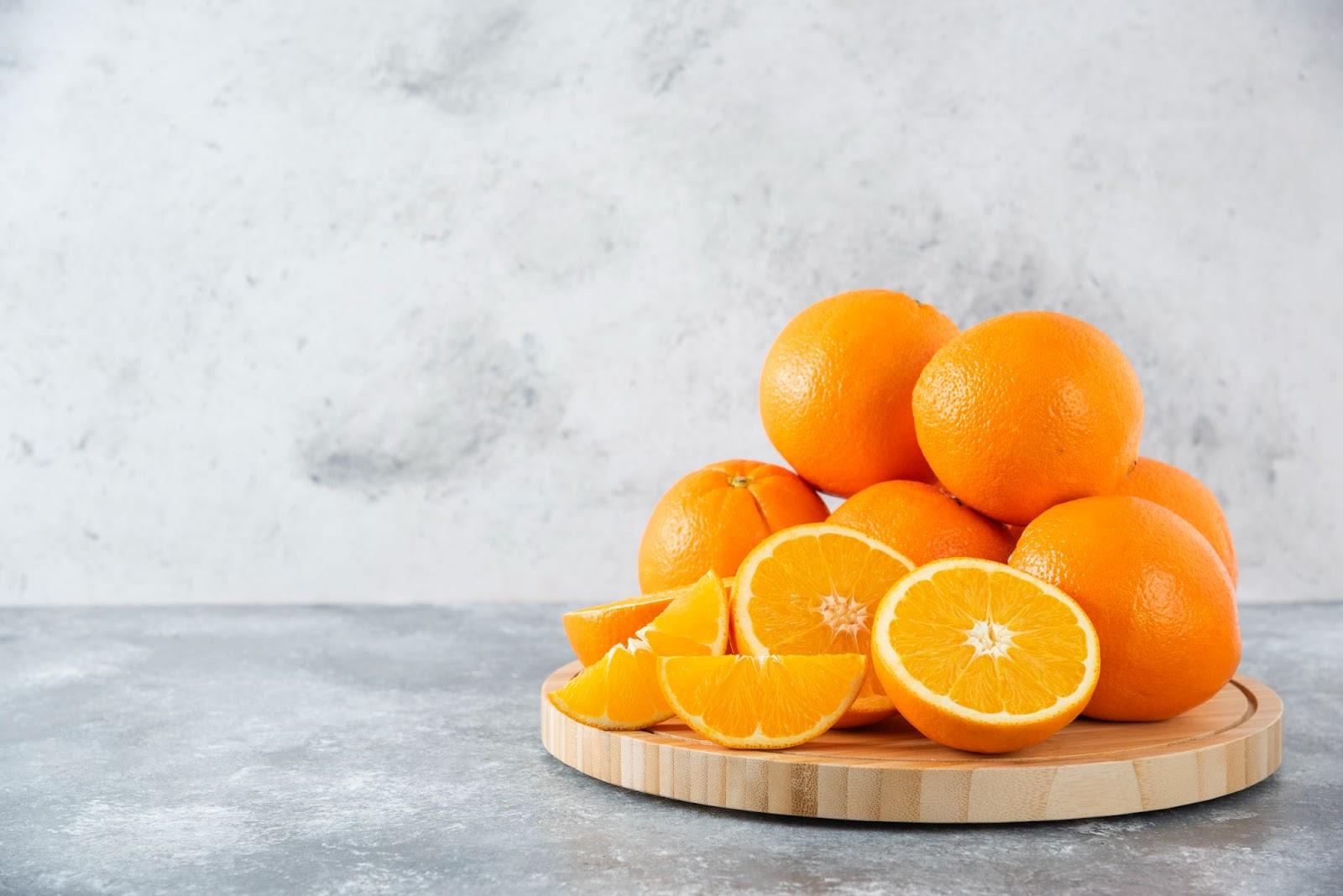Các loại trái cây chứa nhiều collagen tốt cho làn da