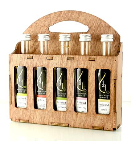 Organic Herbs Infused Greek Extra Virgin Olive Oil