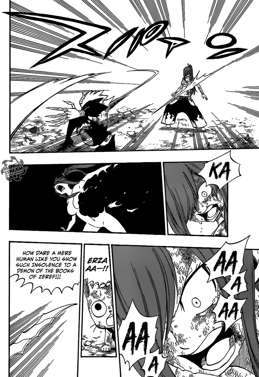 Fairy Tail 404 Page 11