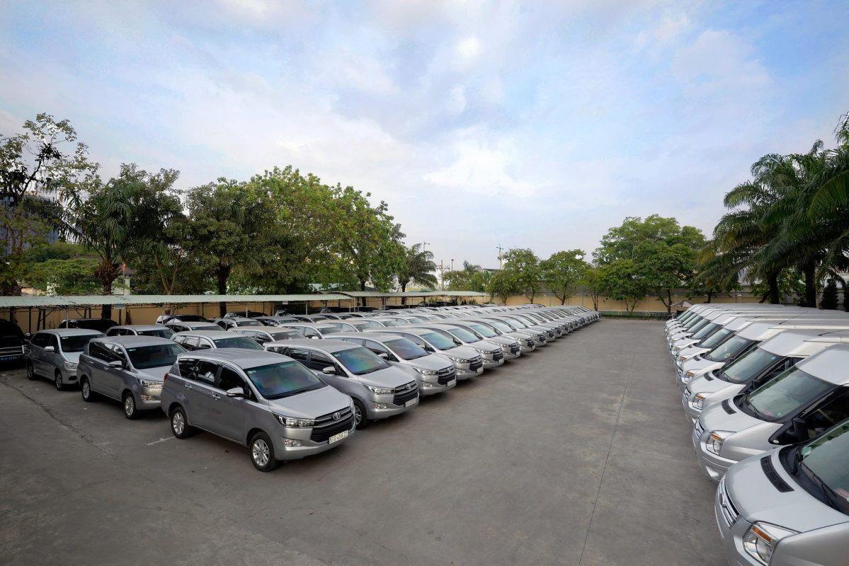 Công ty Huy Đạt gây ấn tượng với mọi người bởi sự đa dạng các loại xe đến từ nhiều thương hiệu khác nhau
