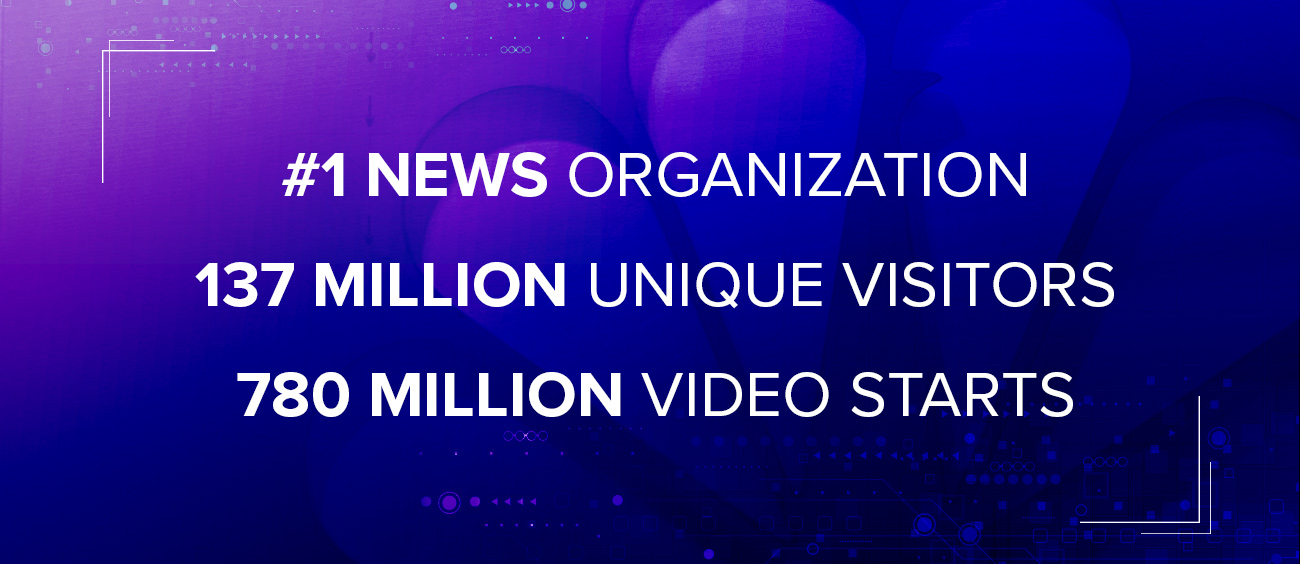 NBCU News Group Digital May In Review: Ranks As #1 News Organization, Hosts Three New Streaming Specials, Receives Nine Awards And Honors