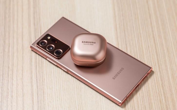 Samsung Galaxy Buds Live TWS earphones have unusual looks, active noise  cancellation - GSMArena.com news