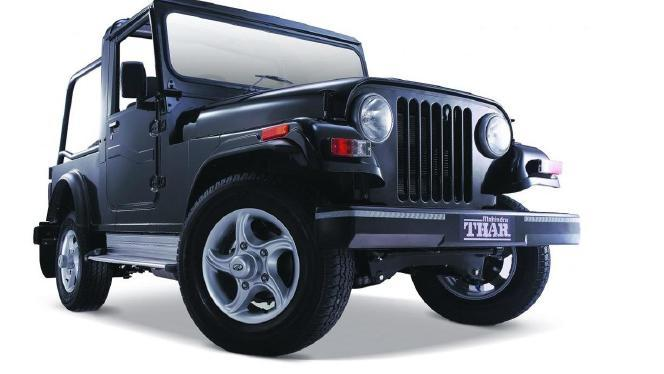 Image result for mahindra thar