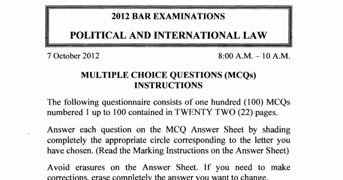 Political and International Law pdf - Google Drive