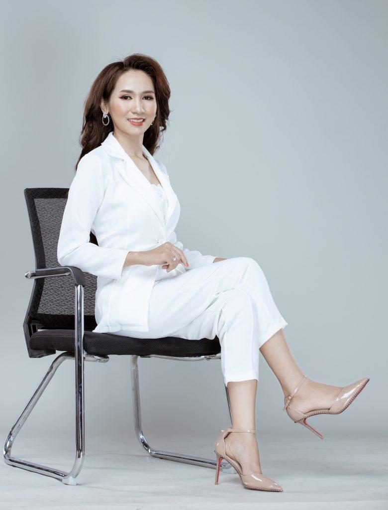 Lê Nhung Kana - Người phụ nữ đam mê kinh doanh online