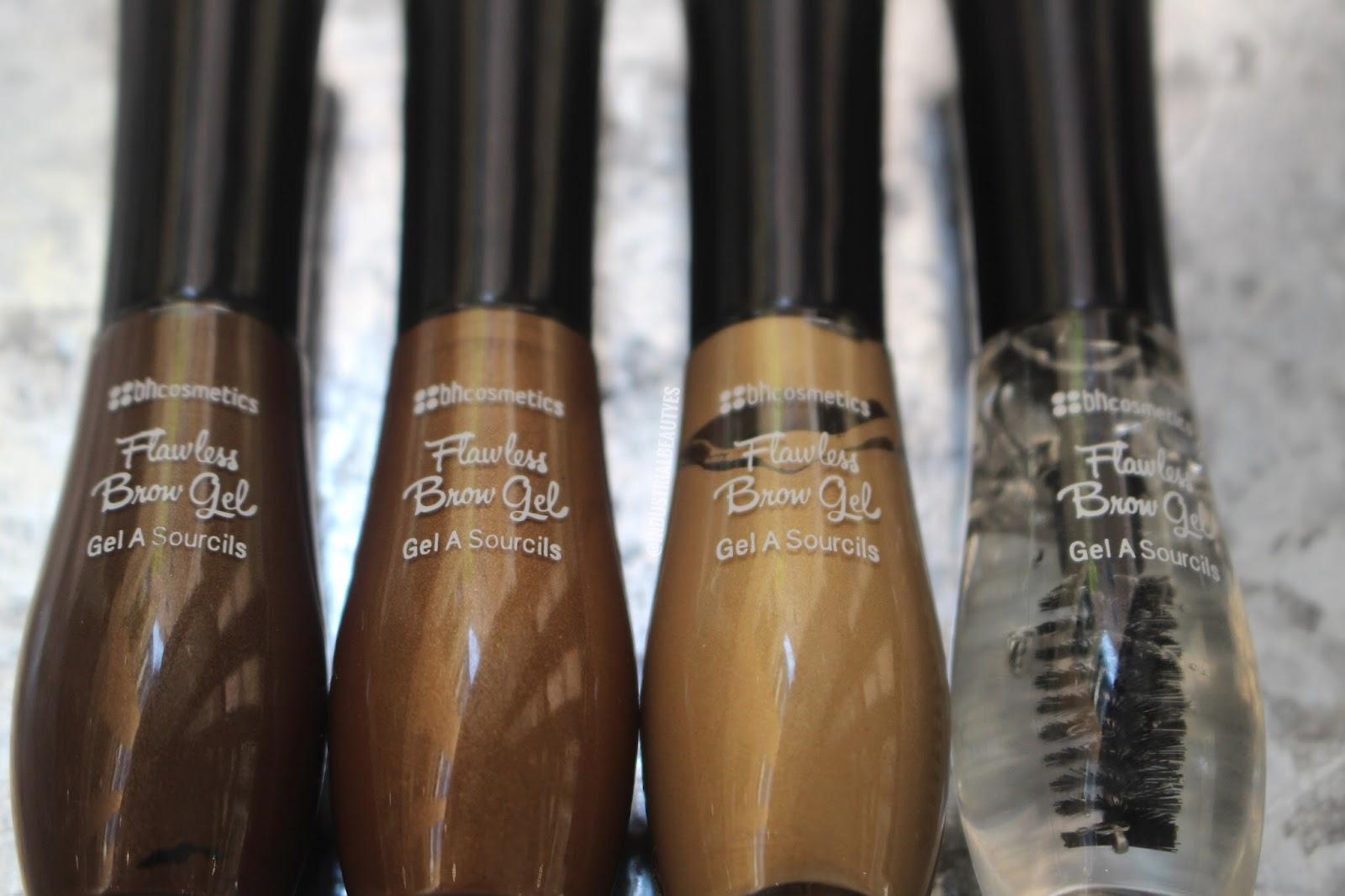 bh cosmetics fijador de cejas