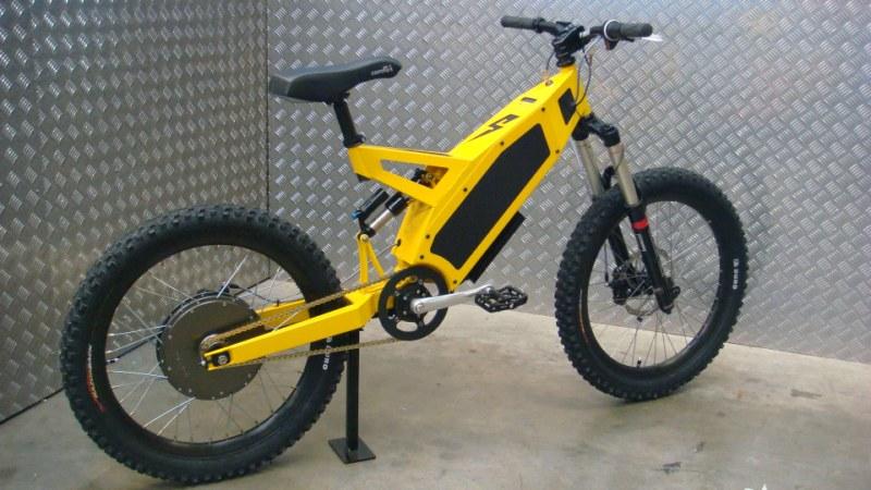 Home E Bike Kits Tc 100 Crystalyte Hub Motor 96v 90a