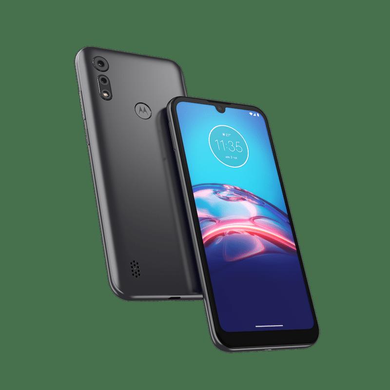 Un celular color negro  Descripción generada automáticamente