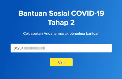 Bansos Jakarta, Bantuan Sosial COVID-19, Jakarta, Jakarta Smart City, JSC, COVID-19