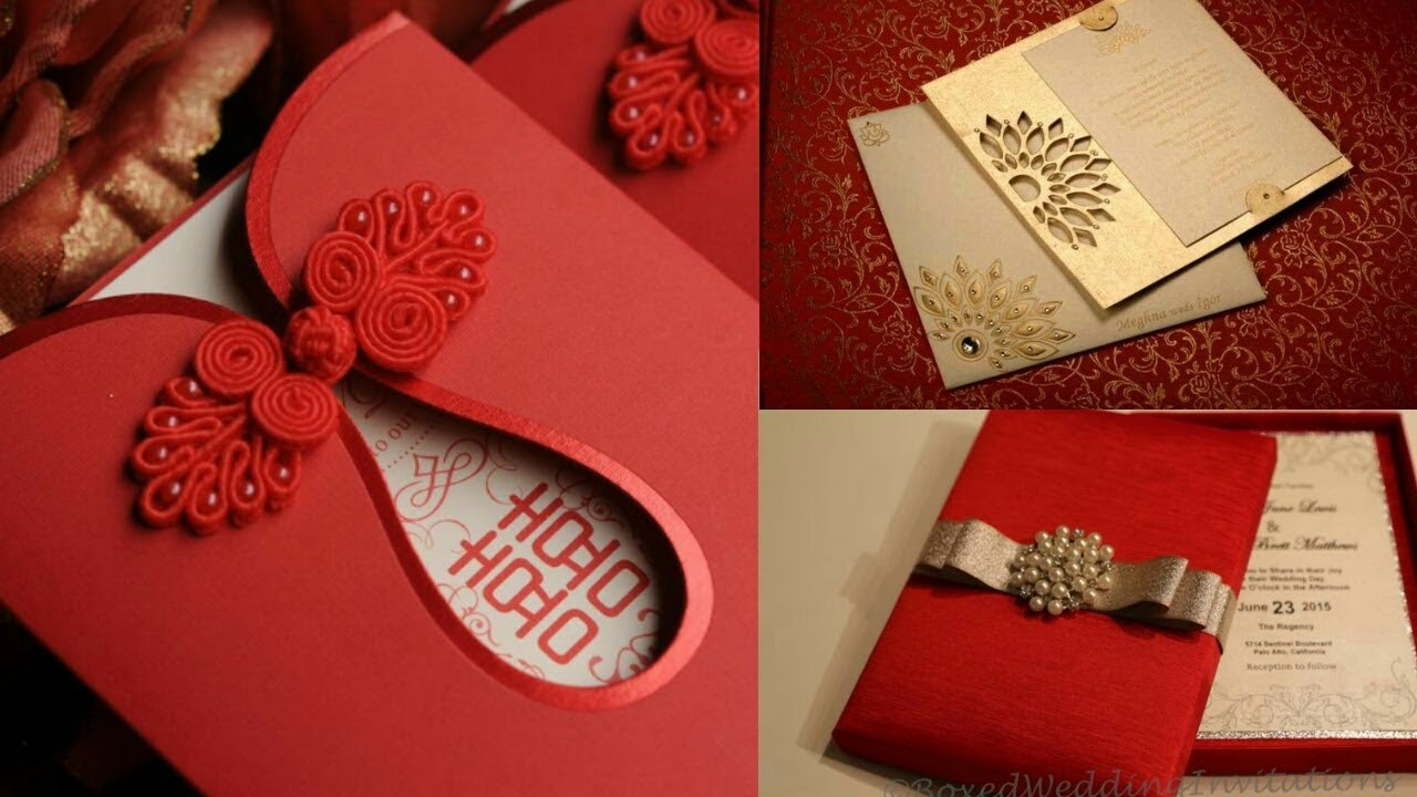 Indian Wedding Invitation Design Online: HnM Photoz Photography
