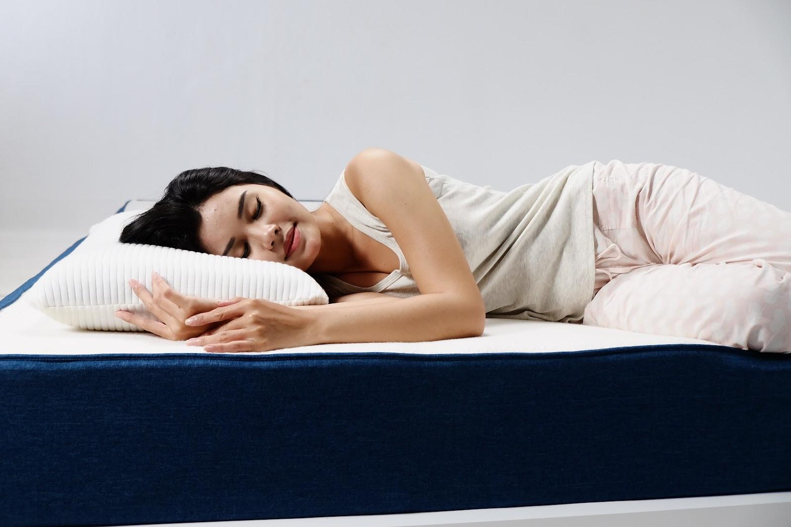 Gối Niu hỗ trợ cho giấc ngủ của bạn