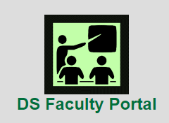 DS Faculty Portal icon