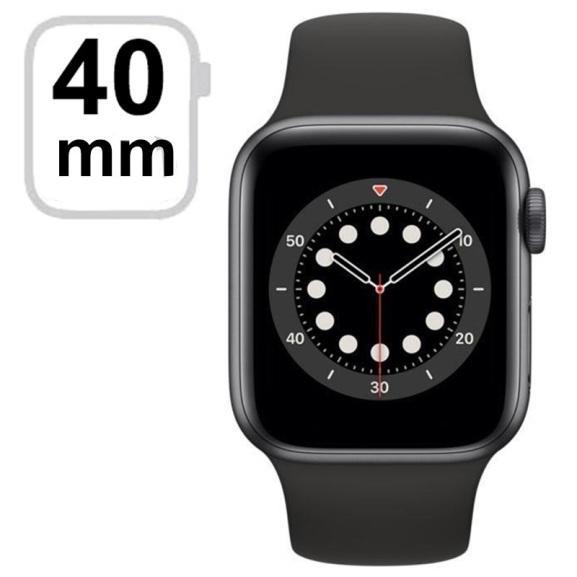 Apple Watch Series 6 LTE M06P3FD/A - Aluminum, 40mm