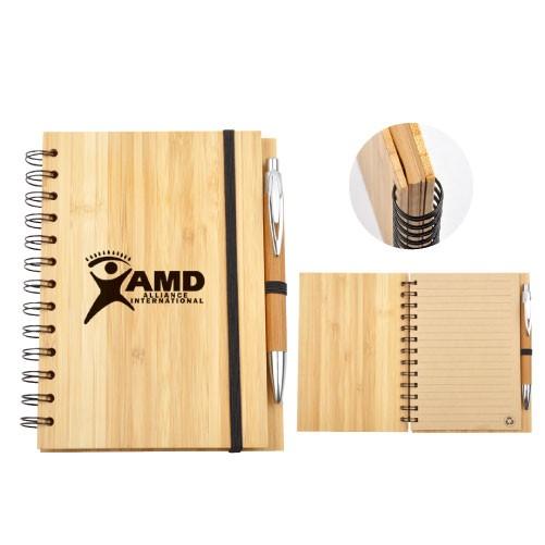 bamboo notepad