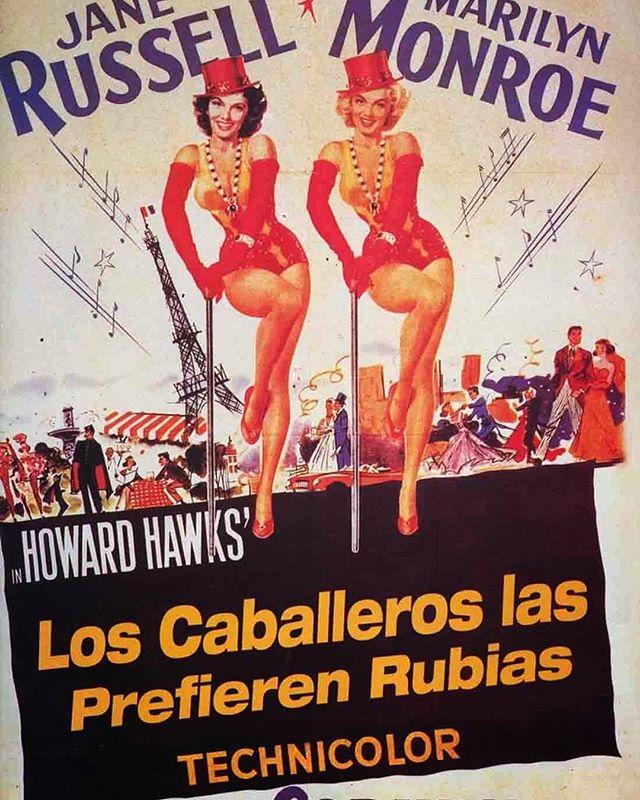 Los caballeros las prefieren rubias (1953, Howard Hawks)