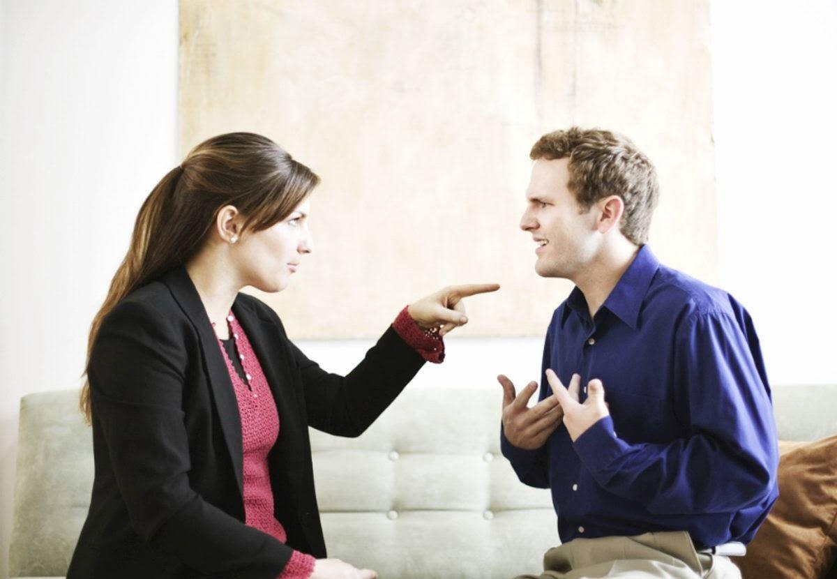Как вести себя с бывшим мужем
