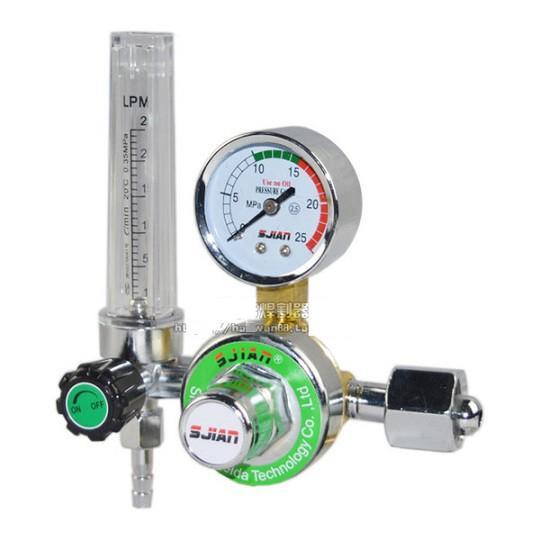 Đồng hồ khí argon
