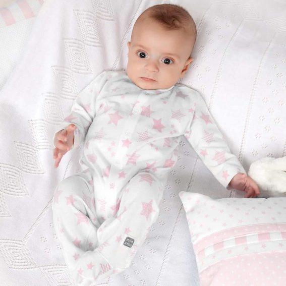 pijama bebe verano etoile