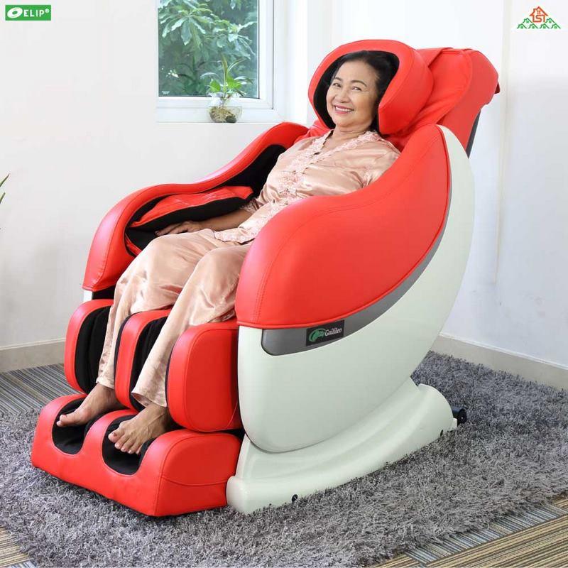 Ghế mát xa toàn thân loại nào tốt cho người bị thoát vị đĩa đệm?