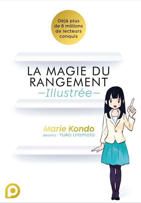 couverture du livre La magie du rangement
