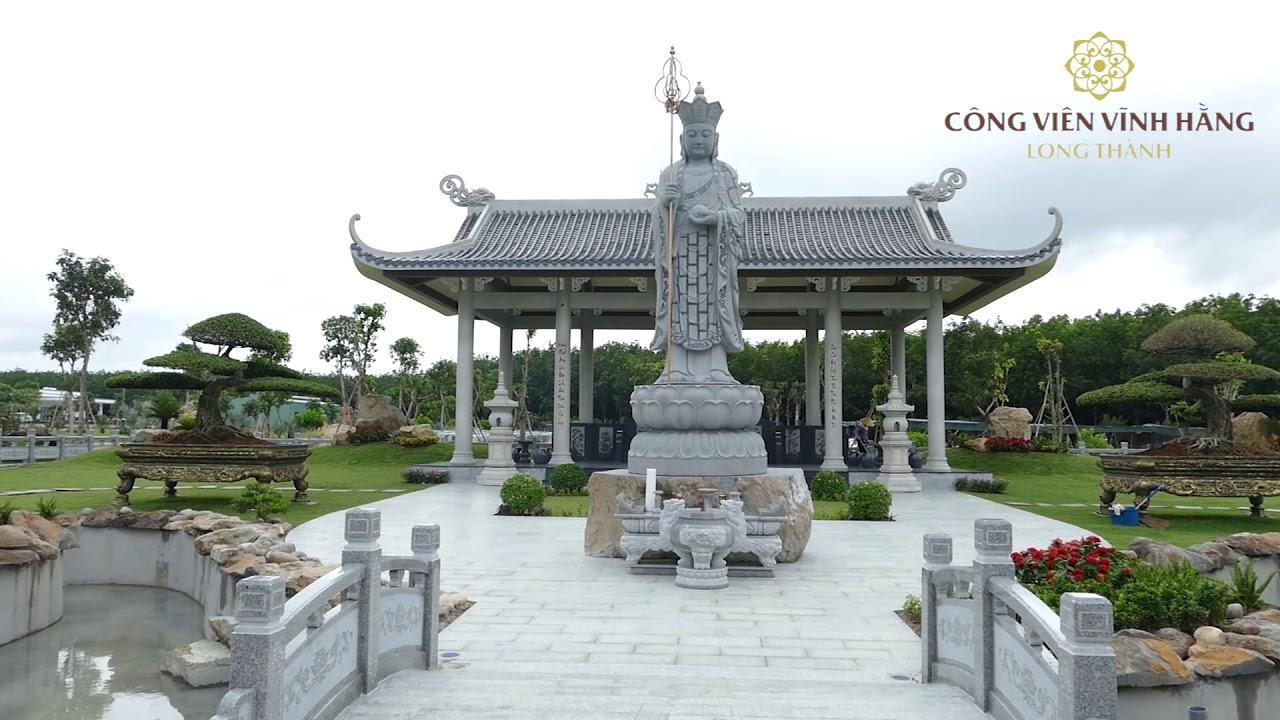 Hoa viên nghĩa trang Vĩnh Hằng chăm sóc mộ phần bằng sự chân thành