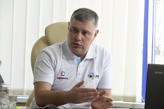 Сергій Борисов: В аграрній галузі ефективний той, хто вибудовує правильні взаємовідносини із землею фото 1 LNZ Group