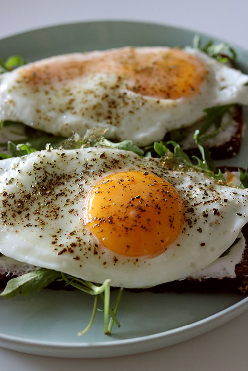 Eggs are a natural superfood that improve performance
