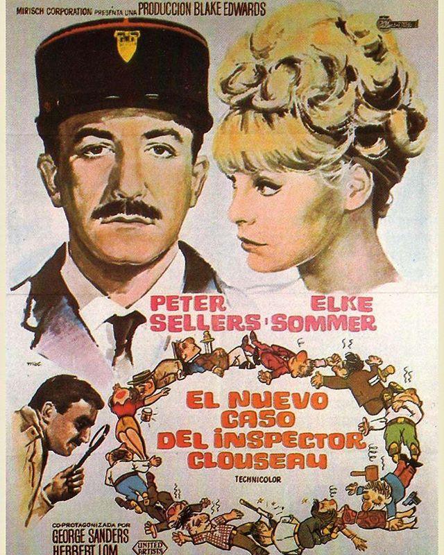 El nuevo caso del Inspector Clouseau (1964, Blake Edwards)