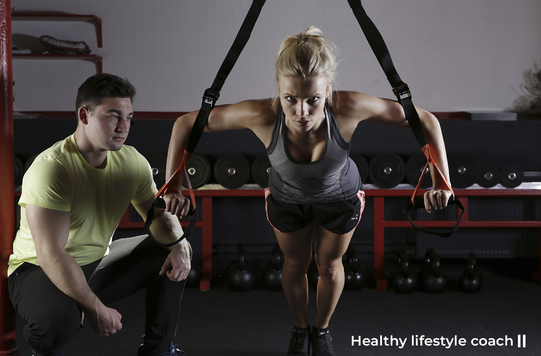 healthy lifestyle coach