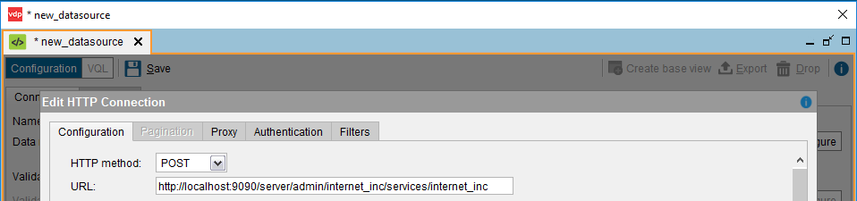 How to Import a SOAP Web Service using an XML data source