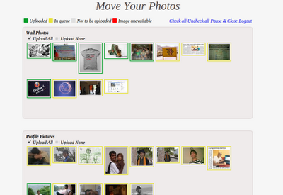 HOW TO : Move Facebook Photos To Google+