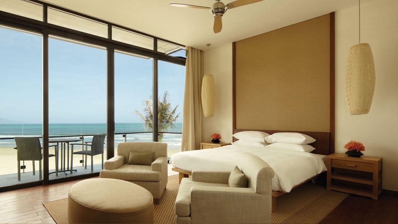 Không gian phòng ngủ kết hợp với ghế thư giãn