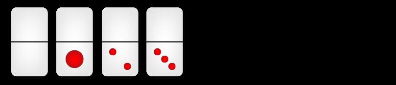 Cara Main Domino Qiu Qiu: Contoh Kombinasi Kecil Murni