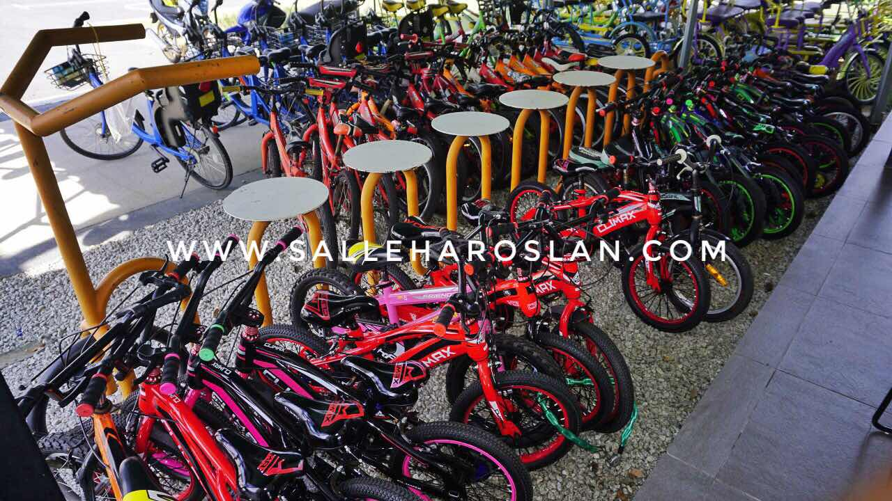 DGB Bike City Eco Grandeur Puncak Alam Premium Beautiful Therapants Theravest Harga Murah