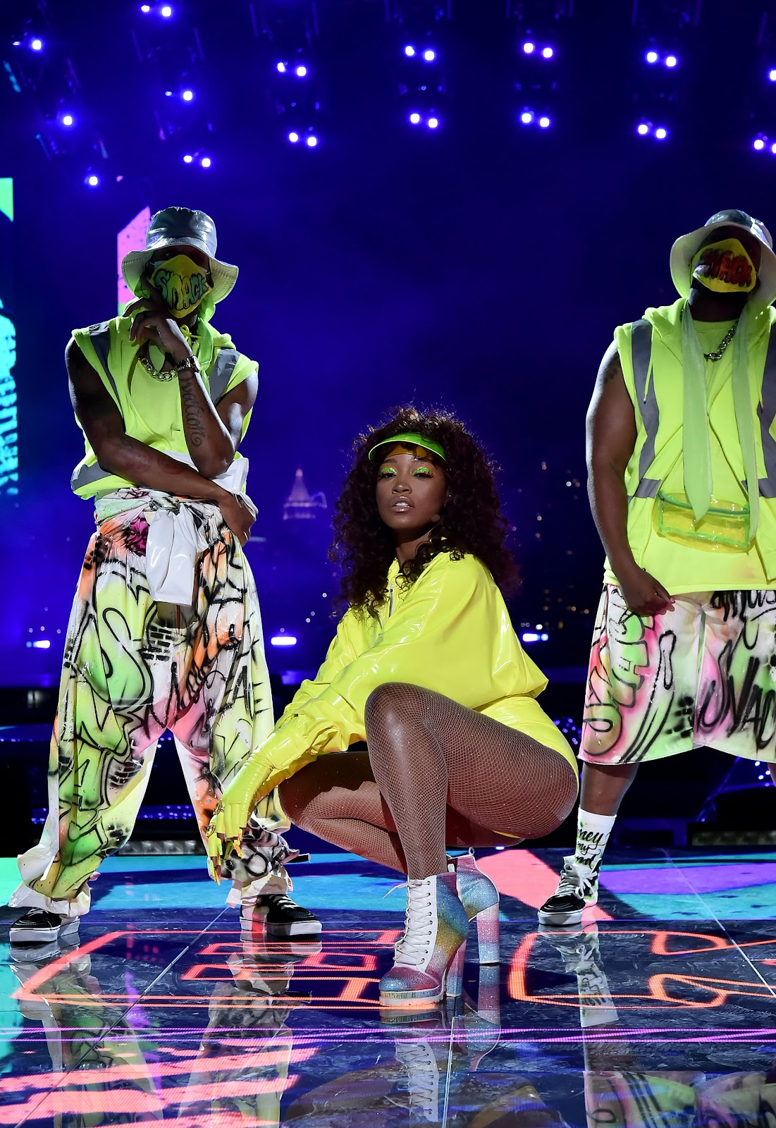 Fashion, Shopping & Style | From Her Head to Her Toes, Keke Palmer's VMAs  Outfits Are as Fresh and Cool as It Gets | POPSUGAR Fashion Photo 6