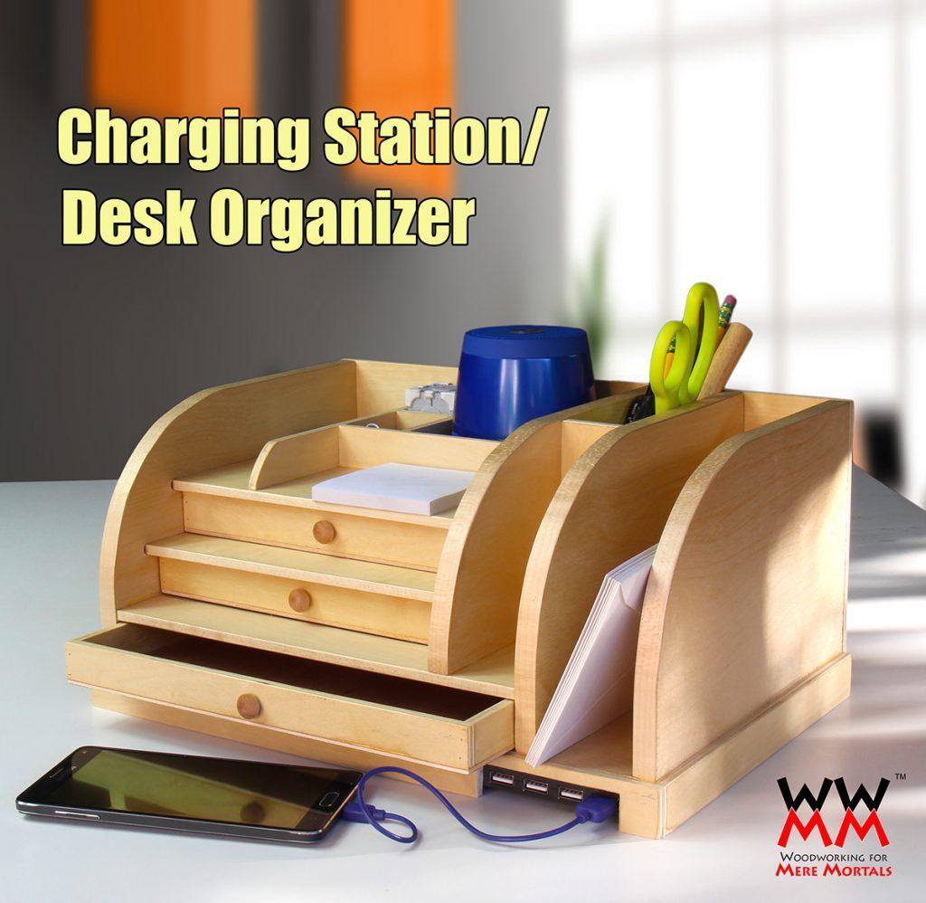desk organizer, a craft that makes money
